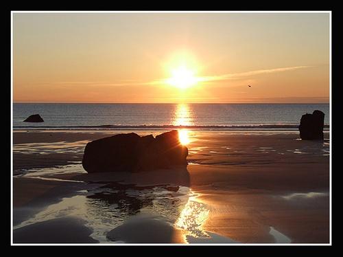 Durness Sunrise by amwaluk