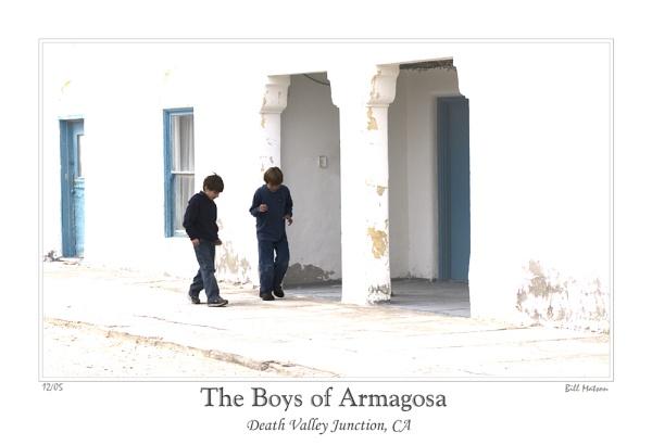 The Boys of Armagosa by billma