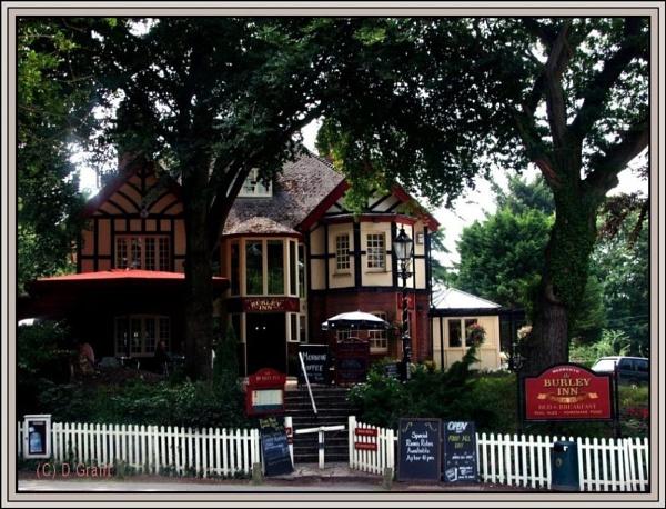The Burley Inn by daringdaphne