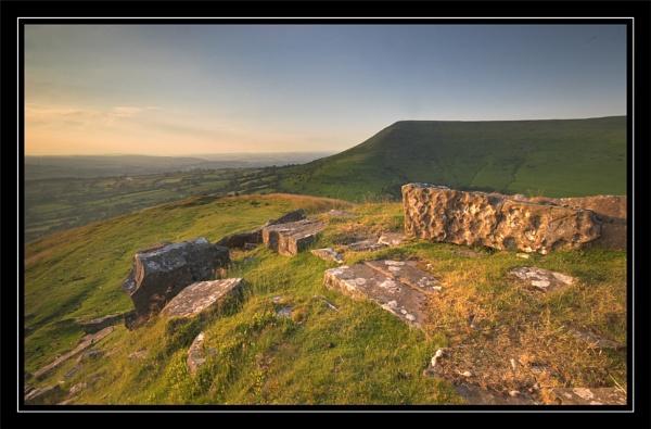 Mynydd Llangorse to Mynydd Troed by eos3