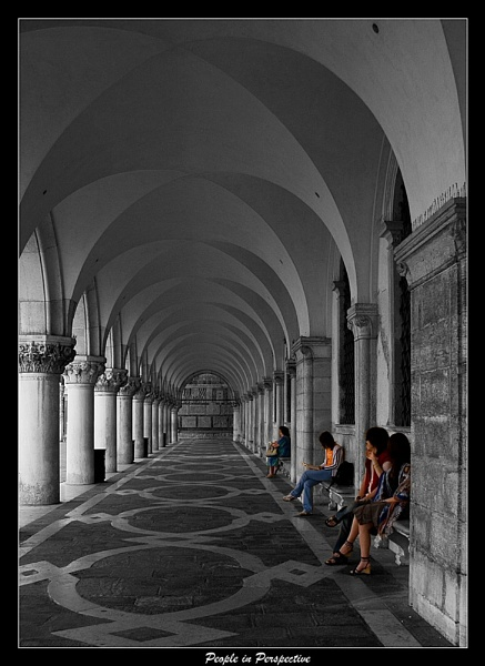 People in Perspective by old timer
