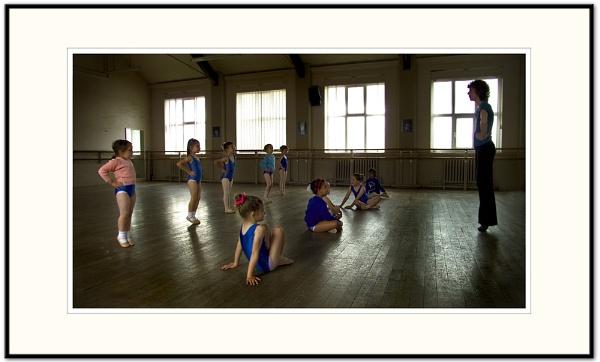 My Ballet Class by yoguko