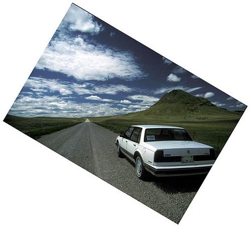 Highway 66 Montana by sjatkinson