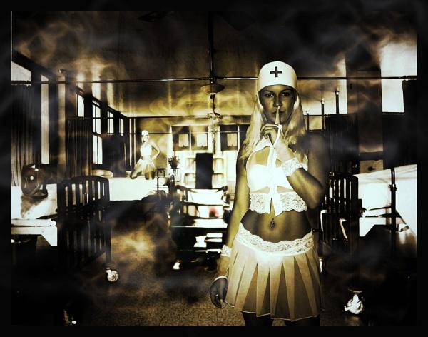 My Ward... by Gray22