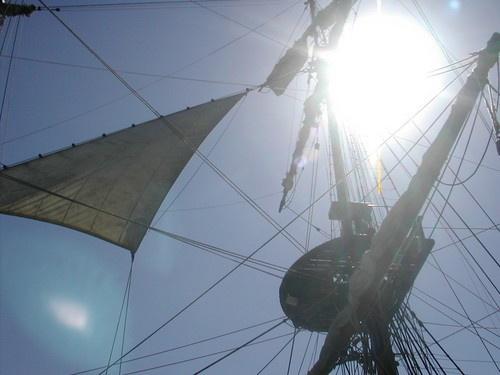 up mast by RaeHart