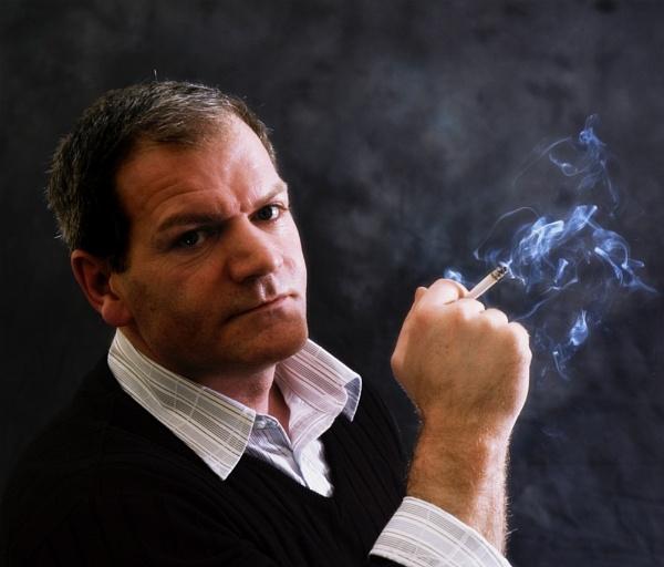 Smoking A FAG by JEBUS