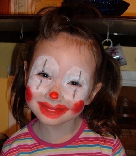 Clown Girl by BadgerB
