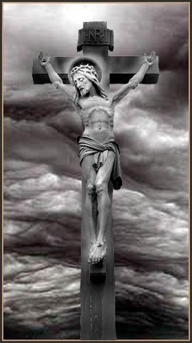 Crucifix by Beamon