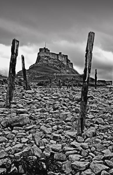 Lindisfarne Castle by JohnBick