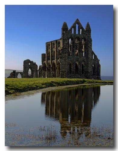 Whitby Abbey by almar_digital