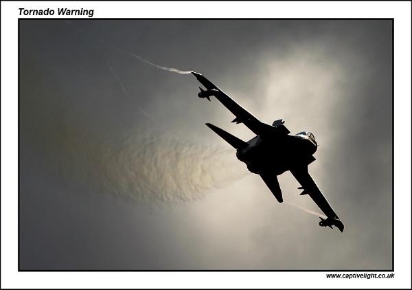 Tornado Warning by Miles Herbert