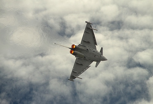 Typhoon Turn by peter w