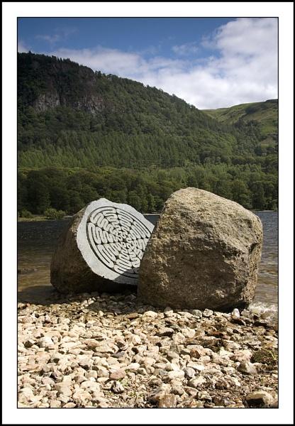 NT Centenary stone by jeanie