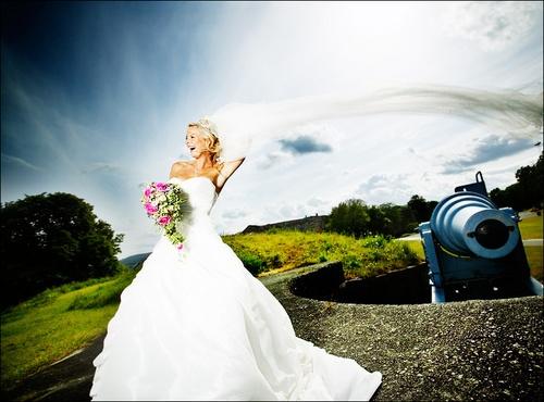 wedding day by oisteinth