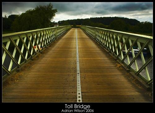 Aldwark Toll Bridge by ade_mcfade