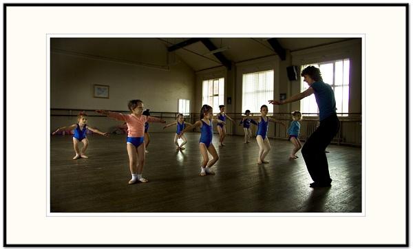 My Ballet Class II by yoguko