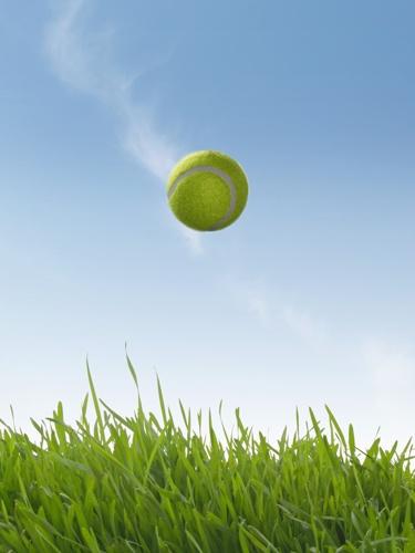 Tennis by victorburnside