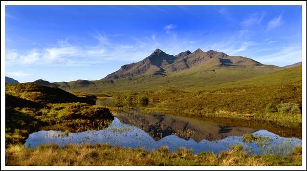 Skye reflection... by Scottishlandscapes