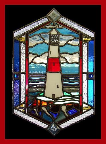 Lighthouse Glass by billbris