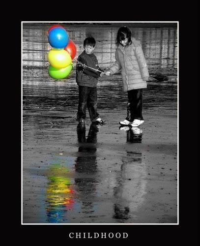 Childhood by SHAN_WONG