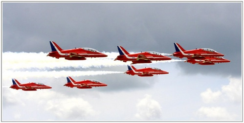 Close Formation by DiggerDitch