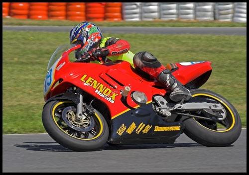 bike racer by wbk666