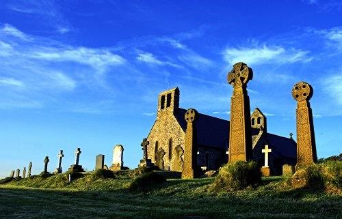 Churchyard Blues by Lensdust