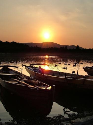 Keswick Sunset by EmmaStu