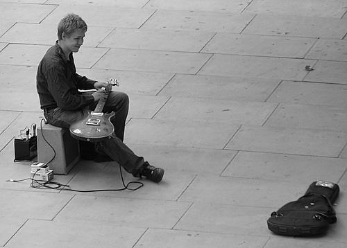 Music man by neilhw