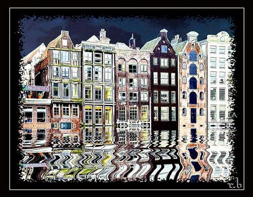 Amsterdam by RuudBlok