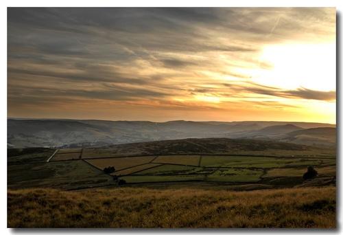 Peak Sunset by almar_digital
