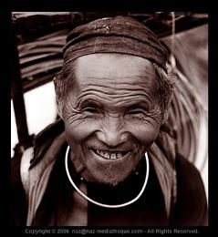 hmong vieux  - les lignes de vie