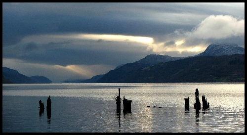Loch Ness by viscostatic
