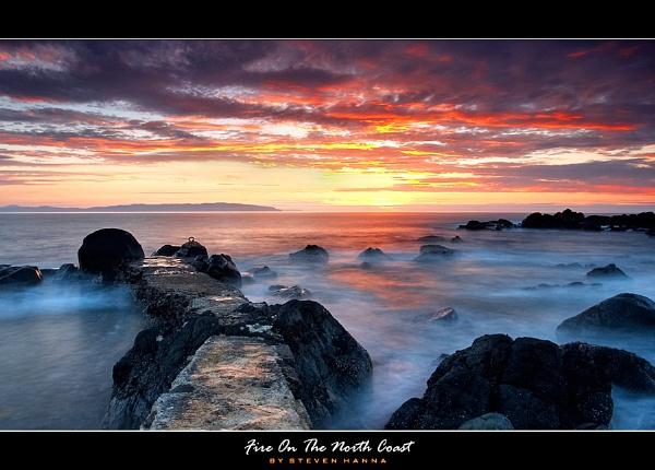 Fire On The North Coast by StevenHanna