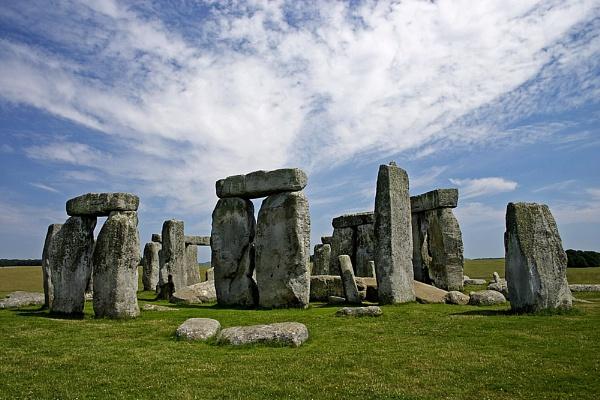 Stonehenge by Anthony