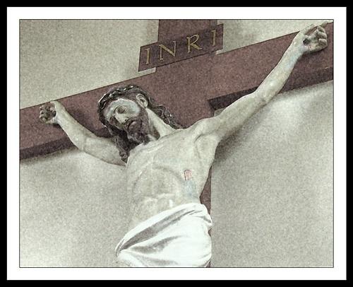 Crucifixion by billbris