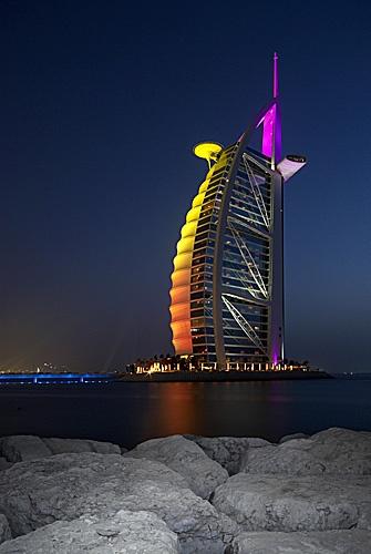 The Burj Al Arab by edrhodes
