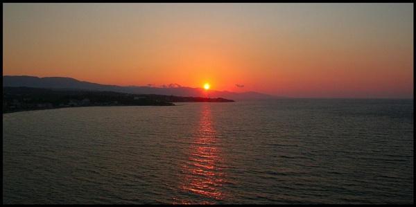 Zakynthos Sunset by ScottRobertson