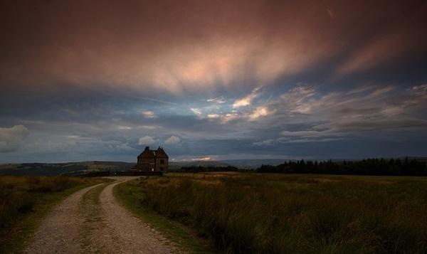 Weird Sky by martin.w