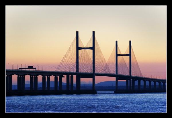 Severn Bridge by lensmonkey