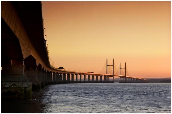 Severn Bridge 2 by lensmonkey