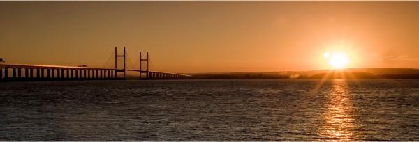 Severn Bridge 3 by lensmonkey