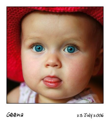 Little blue eyes by dennisg