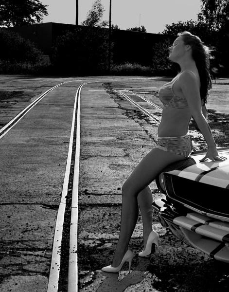 Last Train by IMAGESTAR