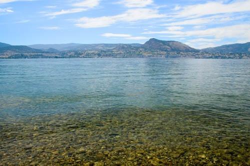 Okanagan Lake by ronss