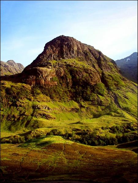 Gearr Aonach, Glencoe by sparky2000