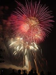 Fireworks at Longwood