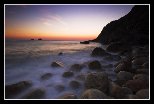 Cornish coast by corin45