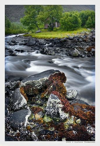 river by oisteinth