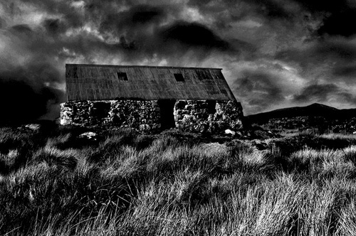 South Uist by mike sharples